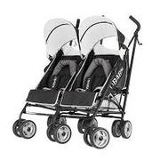 double buggy/stroller obaby sport